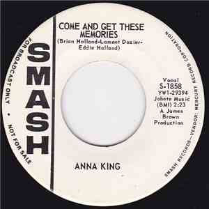 Anna King - If Somebody Told You / Come And Get These Memories flac download