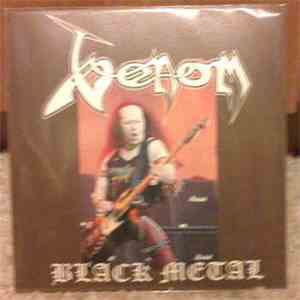 Venom  - Black Metal flac download