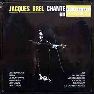 Jacques Brel - Chante En Multiphonie Stereo flac download