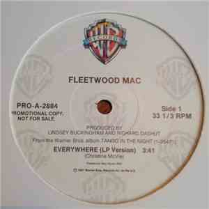 Fleetwood Mac - Everywhere flac download
