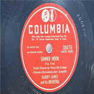 Harry James And His Orchestra - Summer Moon / Hatsville, U.S.A. FLAC download