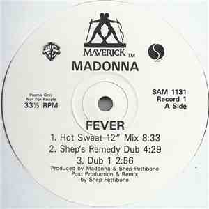 Madonna - Fever flac download