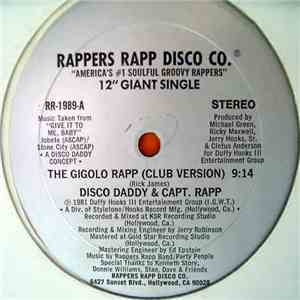 Disco Daddy & Capt. Rapp - The Gigolo Rapp FLAC download