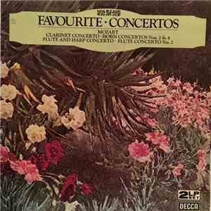 Mozart - Favourite Concertos FLAC download