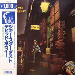 David Bowie = デビッド・ボウイー - The Rise And Fall Of Ziggy Stardust And The Spiders From Mars = ジギー・スターダスト flac download
