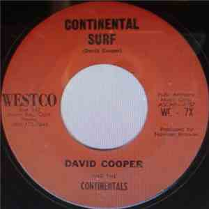 David Cooper and The Continentals - Church Key FLAC download