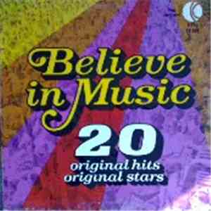 Various - Believe In Music flac download