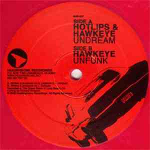 Hotlips & Hawkeye - Undream / Unfunk FLAC download