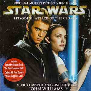 John Williams  - Star Wars Episode II: Attack Of The Clones flac download
