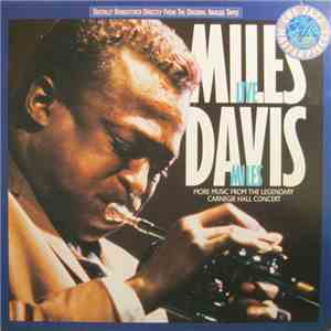 Miles Davis - Live Miles: More Music From The Legendary Carnegie Hall Concert FLAC download