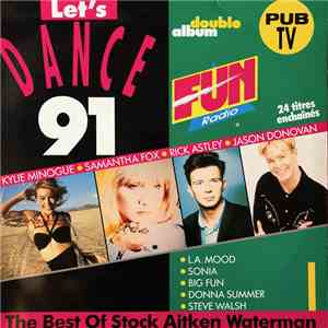 Various - Let's Dance 91 - The Best Of Stock Aitken Waterman flac download