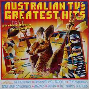 Various - Australian TV's Greatest Hits FLAC download