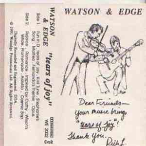 Watson & Edge - Tears Of Joy FLAC download